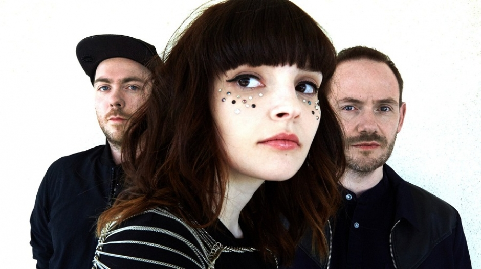Chvrches at the Tonhalle, April 5