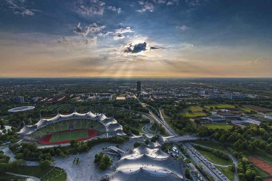 200.000.000th Paying Visitors at the Olympiapark since the Olympics