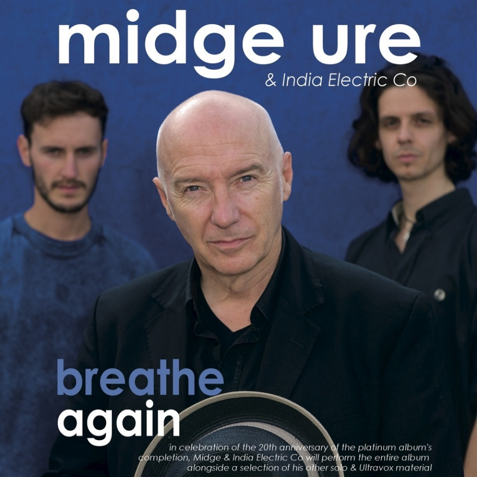 Midge Ure Live at the Tonhalle November 7