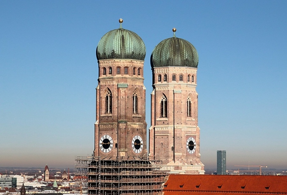 13 of Gemany's Top 100 Attractions are located in Munich!