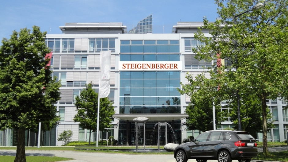 First Steigenberger Hotel in Munich to Open in 2017