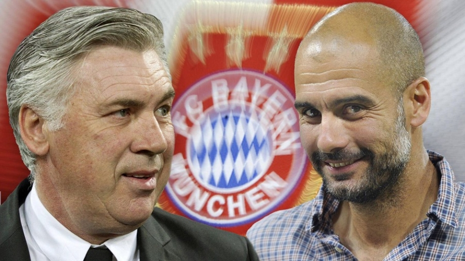 FC Bayern vs. Manchester City, July 20 at the Allianz Arena