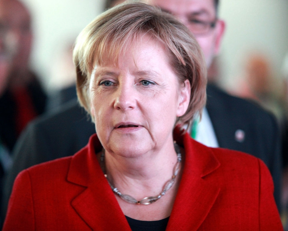 German Chancellor Merkel Announces 9-Point Plan to Make Germany Safer