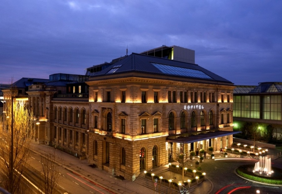 Five Star Hotels:  Sofitel Munich Bayerpost