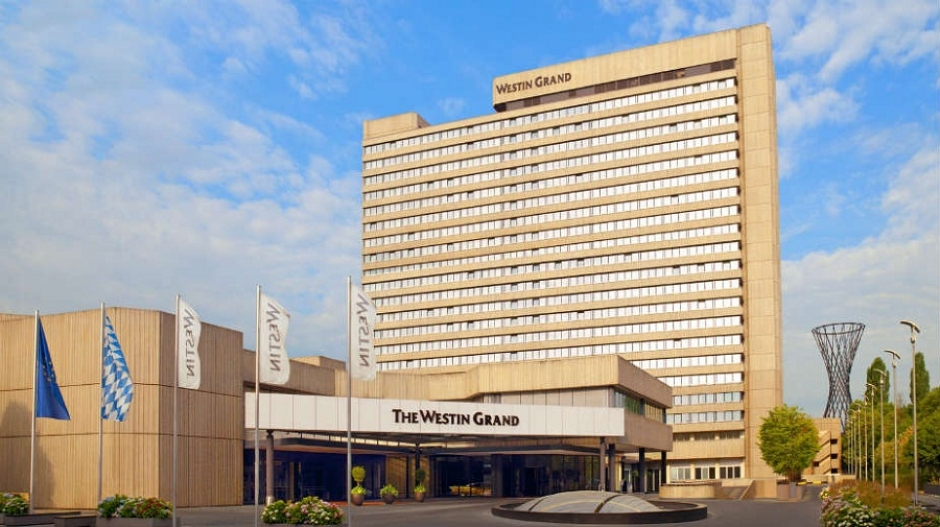 Five Star Hotels: The Westin Grand Munich