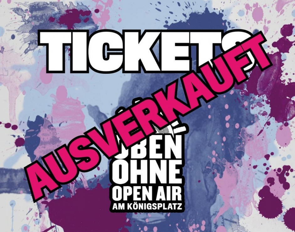 Ticket Scalping for Almost Free Munich Festival