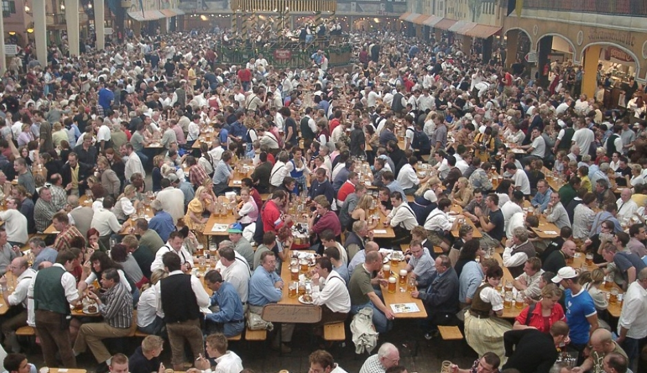 Bavarian Food/Titbit Lexicon