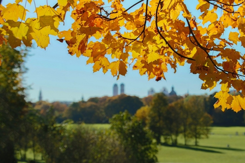 Munich is Germany's Sunniest Metropolis