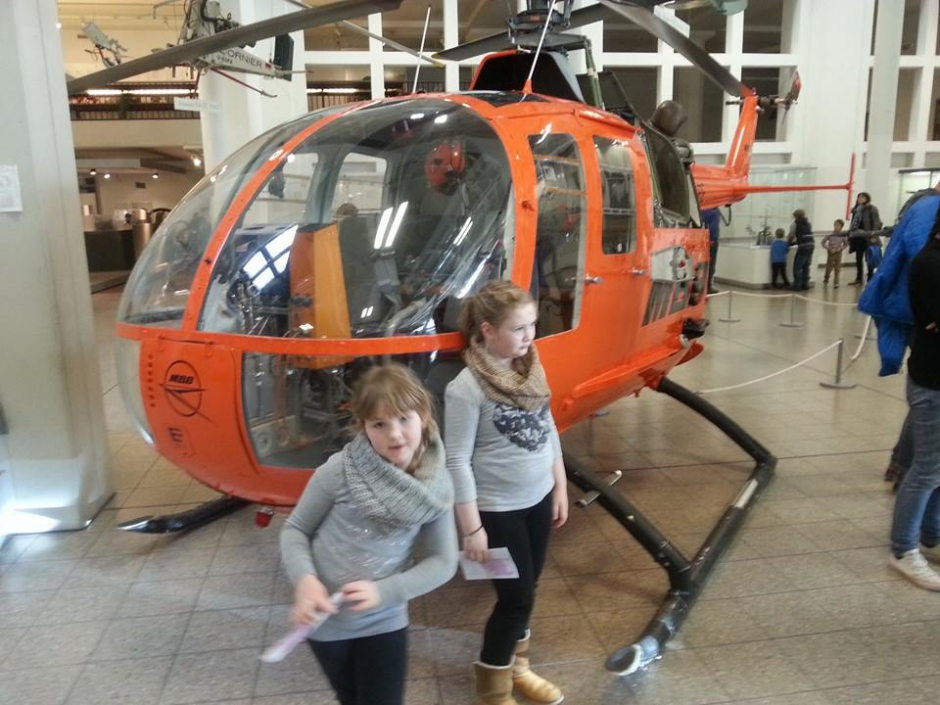 Deutsches Museum: A Brilliant and Educational Family Day Out