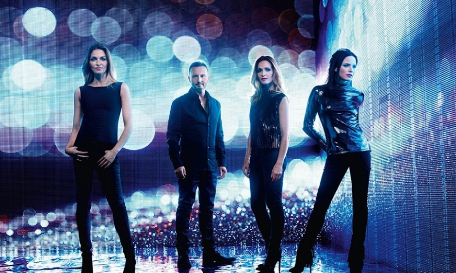The Corrs at the Olympiahalle Munich May 31