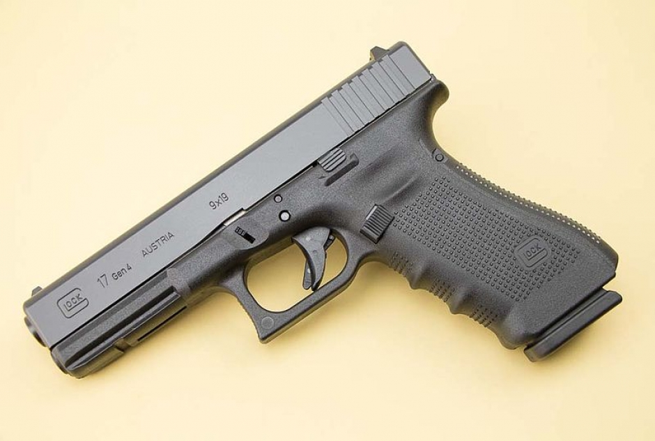 A Glock 17 was used in the Munich OEZ shooting.