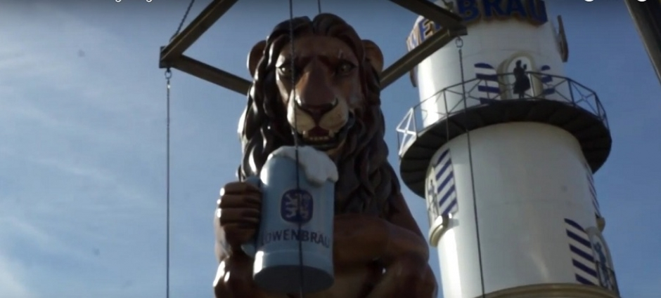 Oktoberfest 2016: New Lion to Roar Lööööwenbräu