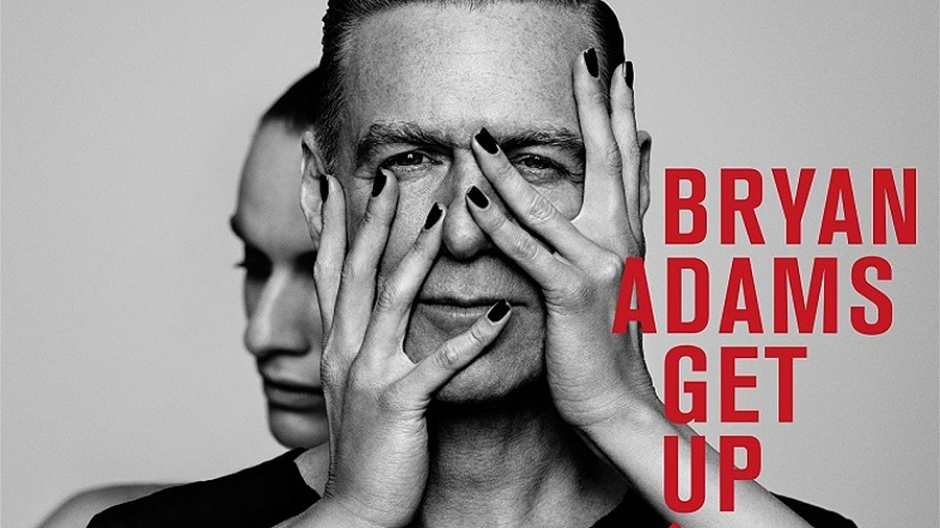 Bryan Adams at the Olympiahalle Munich on June 1