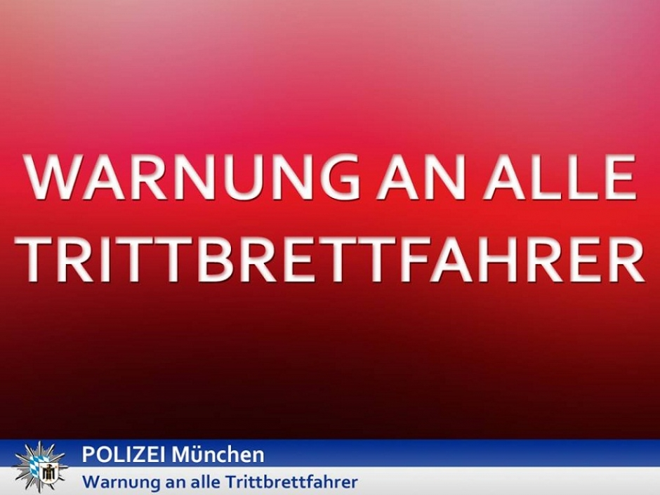Munich Police to Copycats: You'll Pay for the Rest of Your Lives