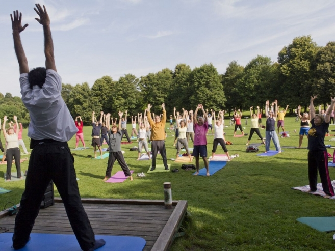 All Summer Long: Free Fitness for All at Munich's Parks