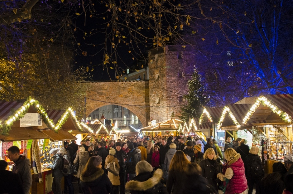 Christmas Markets in Munich Begin Today