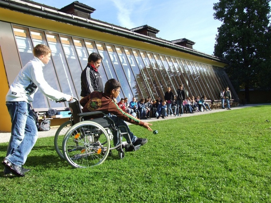 Inclusive Education at Bavarian Schools