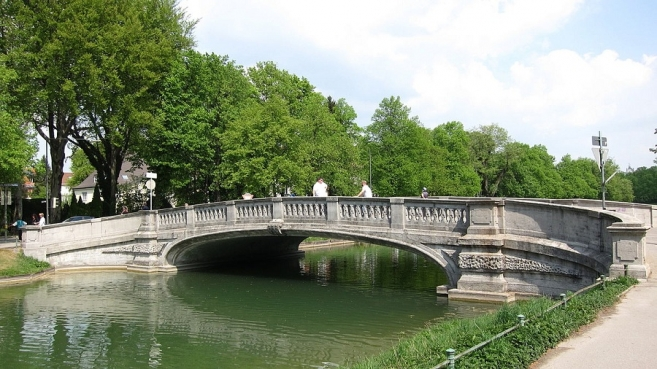 Munich's Most Beautiful Bridges