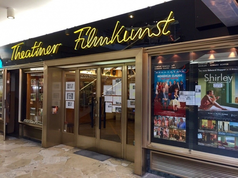 Cinemas in Munich: Theatiner Filmkunst