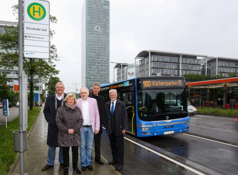 StadtBus 150 and 180 - Two New Bus Lines Introduced