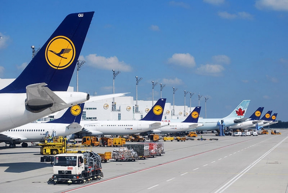 Lufthansa to Fly more Quietly over Munich