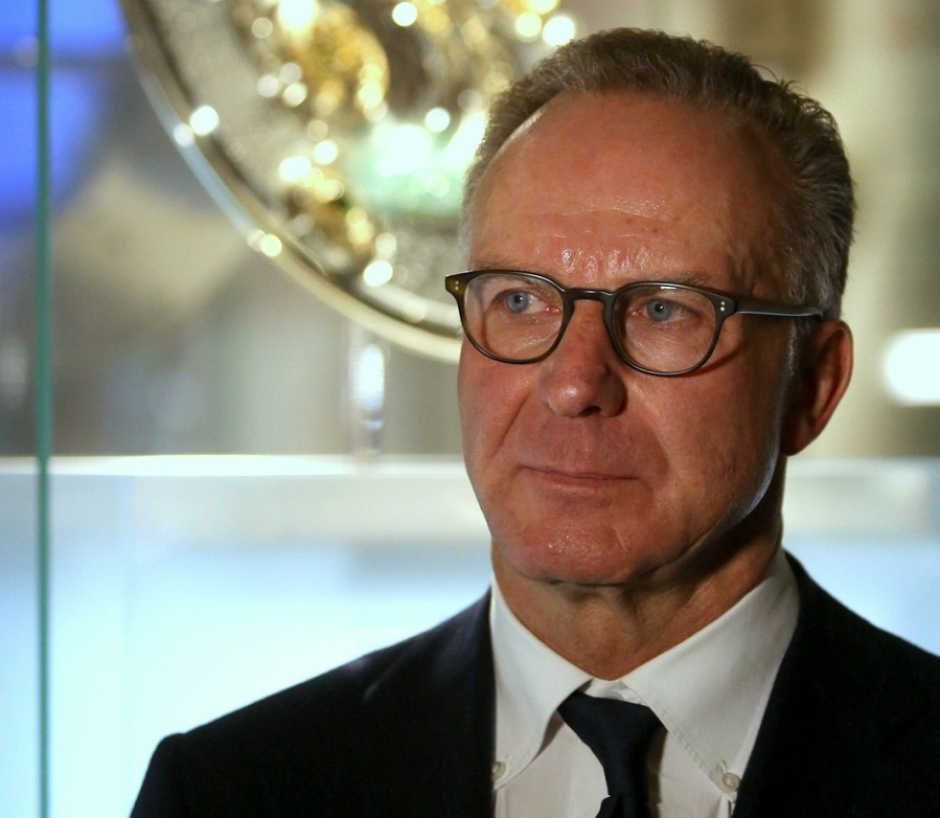 Kalle Rummenigge follows the long lasting tradition of mouthy FC Bayern bosses and offers one more reason to be loved by Lions fans.