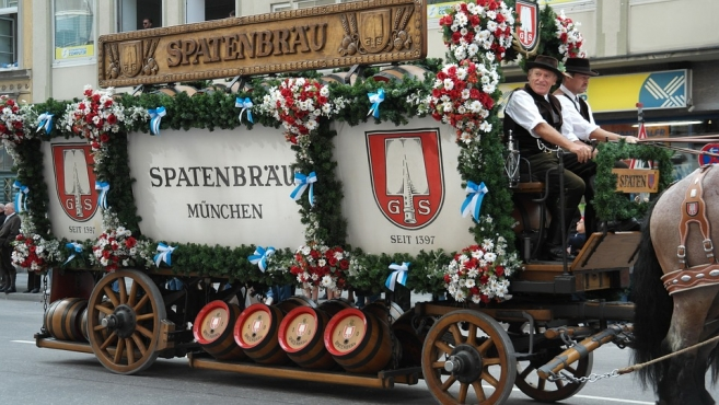 Munich's Breweries: Spaten