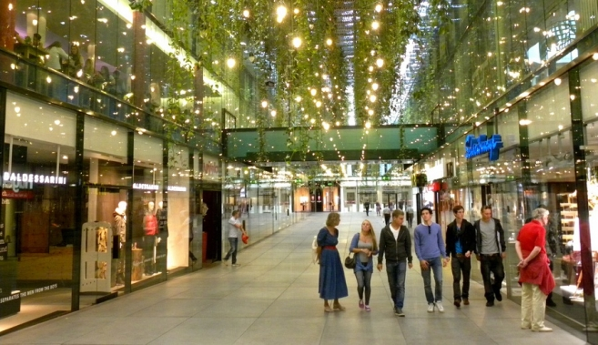 Overview of Munich's Shopping Areas