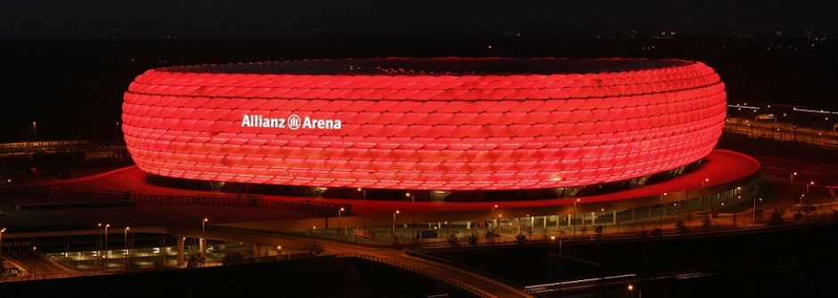 Tonight: Bayern vs. Arsenal at Champions League Fortress Allianz Arena