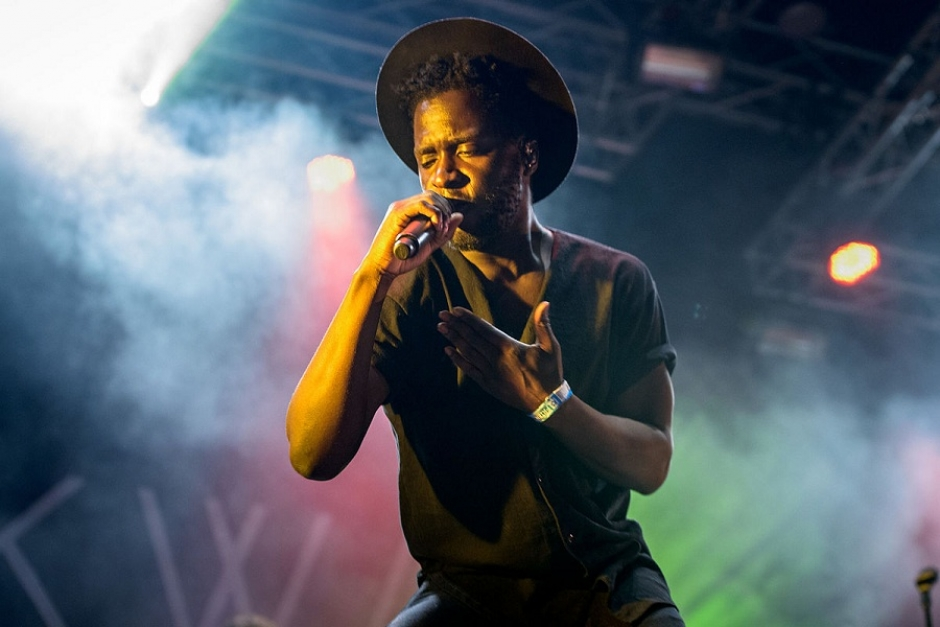 Kwabs at Muffathalle Munich on November 27