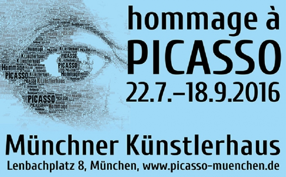 Exhibition and Massive Programme: Hommage à Picasso, Künstlerhaus July 22 – Sept 18